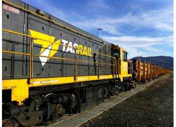 TasRail Partners With the Botanical Gardens.