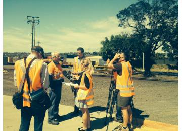 NEW TRAIN CONTROL SYSTEM IS A GAME CHANGER FOR TASRAIL