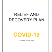 COVID-19 Relief and Recovery Plan image