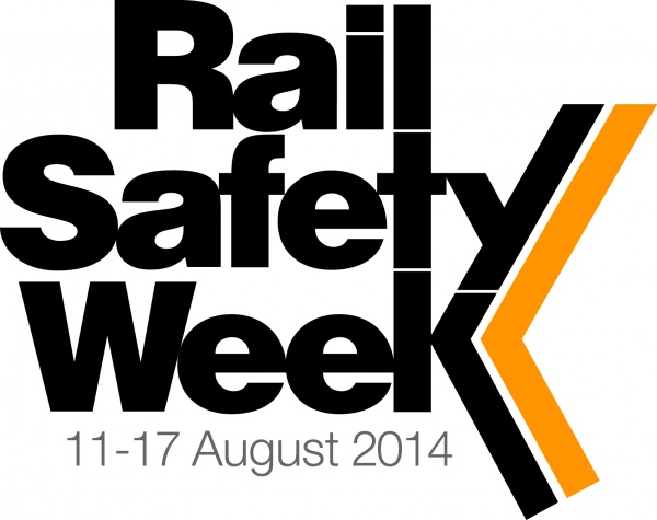 TASRAIL LAUNCHES NATIONAL RAIL SAFETY WEEK 2014