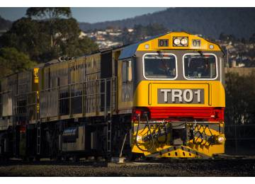 NEW INNOVATIVE TRAIN PLANNING SOFTWARE FOR TASRAIL