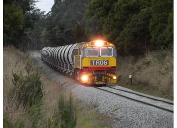RAIL ANNOUNCED AS PREFERRED TRANSPORT PROVIDER  FOR NEW MINE