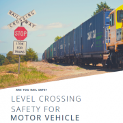 Level Crossing Safety for Motor Vehicle Drivers image