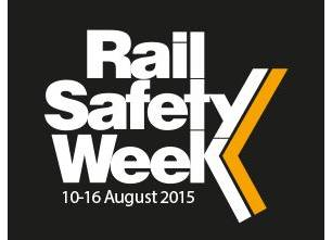 NATIONAL RAIL SAFETY WEEK 2015