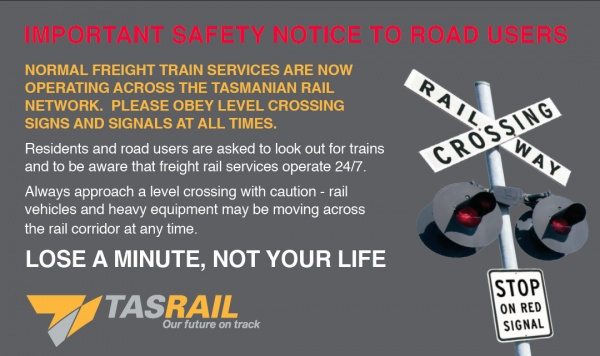 Level Crossing Safety